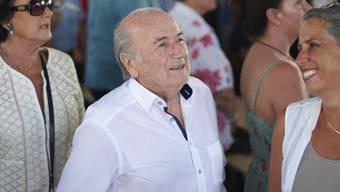 Fussballweltmeisterschaft 2026: Der frühere FIFA-Präsident Sepp Blatter hat für Marokko Stellung bezogen, das sich als Austragungsort beworben hat.