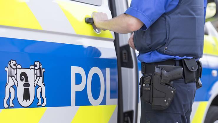 Die Basler Polizei erhält ein kugelsicheres Transportfahrzeug. (Symbolbild)