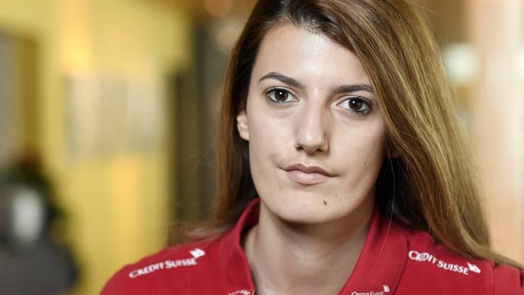 Florijana Ismaili, Fussball-Nationalspielerin, ertrank im Comersee.