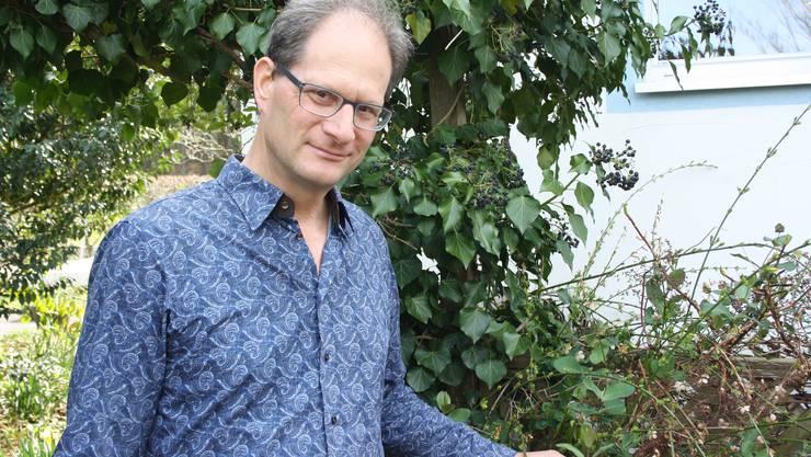Rund um Andreas Dreisiebners Unternehmen wachsen zahlreiche Kletterpflanzen.