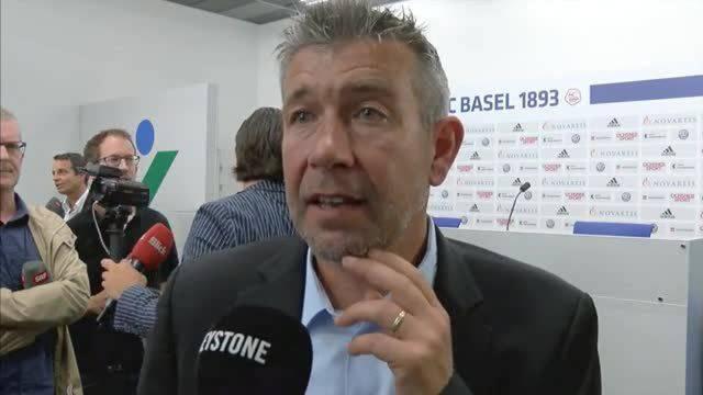 FCB-Coach Urs Fischer: Das sind seine Ziele