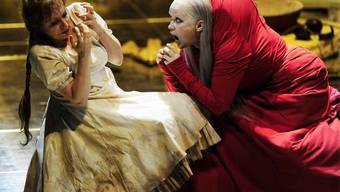 Probe für die Oper «Rusalka» am Zürcher Opernhaus.