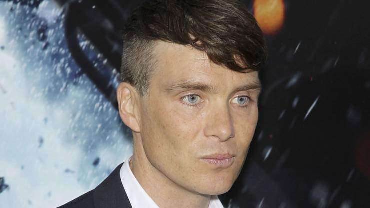 """Will nicht nur Bösewichte spielen: Der irische Schauspieler Cillian Murphy (""""Dunkirk"""")."""