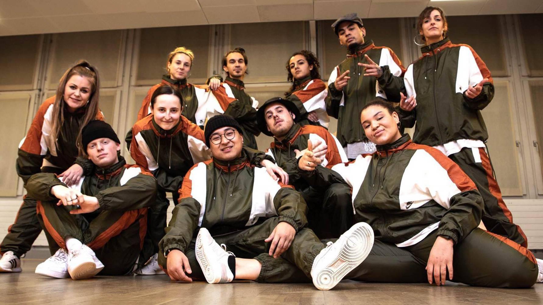 Die «La Fam»-Crew hat sich mit dem 4. Platz an der deutschen Meisterschaft für die WM in England qualifiziert.