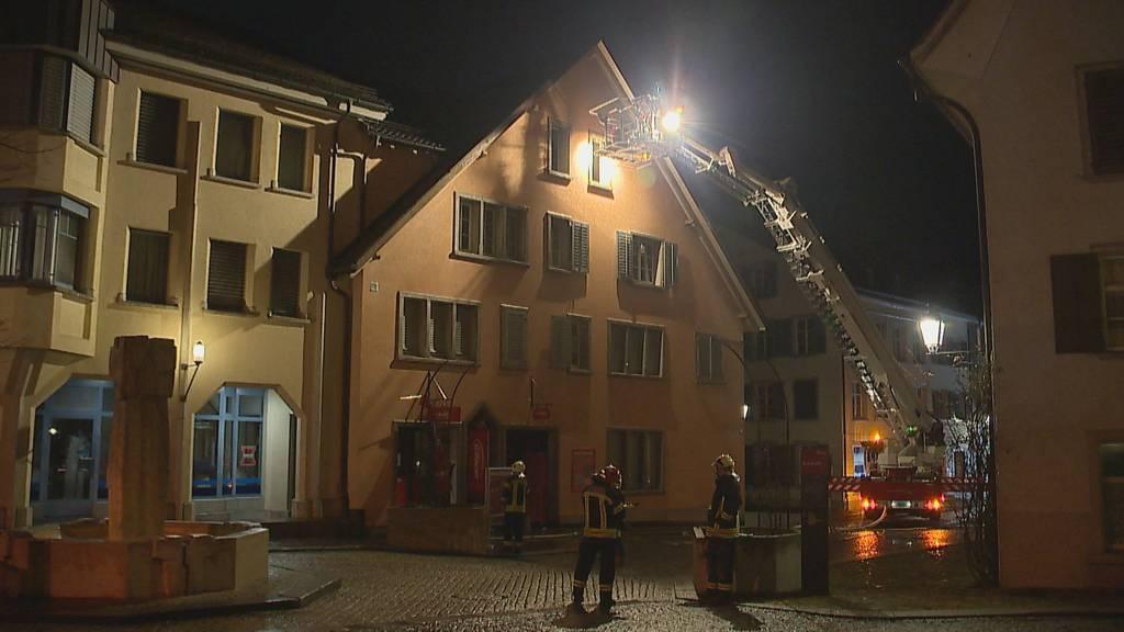 Defekter Wäschetrockner löst Grosseinsatz der Feuerwehr aus