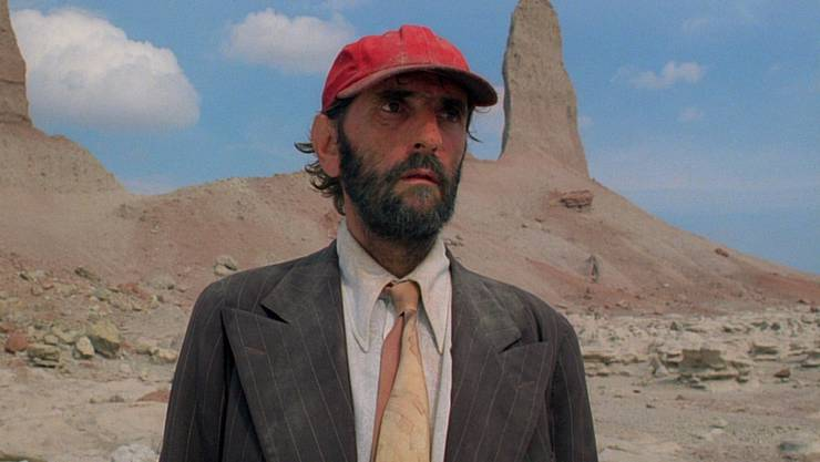 Harry Dean Stanton – hier in «Paris, Texas» (1984).