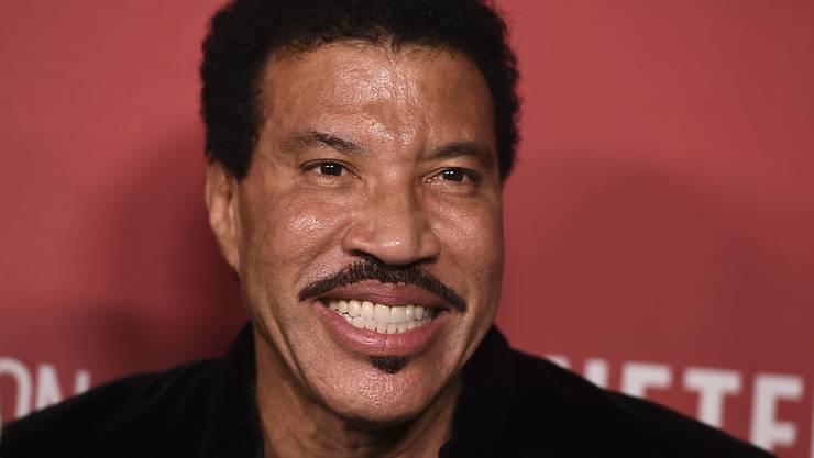 Lionel Richie will zusammen mit den Disney Studios Hit-Baladen des Künstlers ins Kino bringen. (Archivbild)