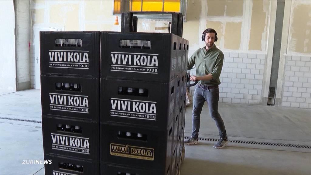 Vivi Kola: Nach 35 Jahren zurück in Eglisau