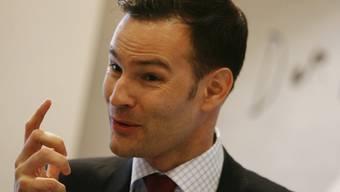 Christoph Brand wechselt von Tamedia zu Axpo: Der frühere Sunrise-CEO übernimmt den Chefposten beim Energiekonzern. (Archivbild)