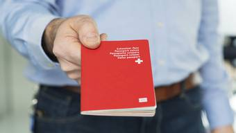 Der Schweizer Pass. (Symbolbild)