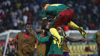 Kamerun gewann zum fünften Mal den Afrika-Cup
