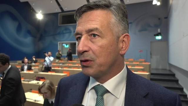 Hans Wicki: «Meine Nomination freut nicht nur mich, sondern auch meinen Kanton»