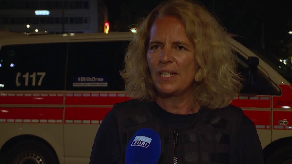 Karin Rykart im Brennpunkt: Sicherheitsvorsteherin besucht Utoquai