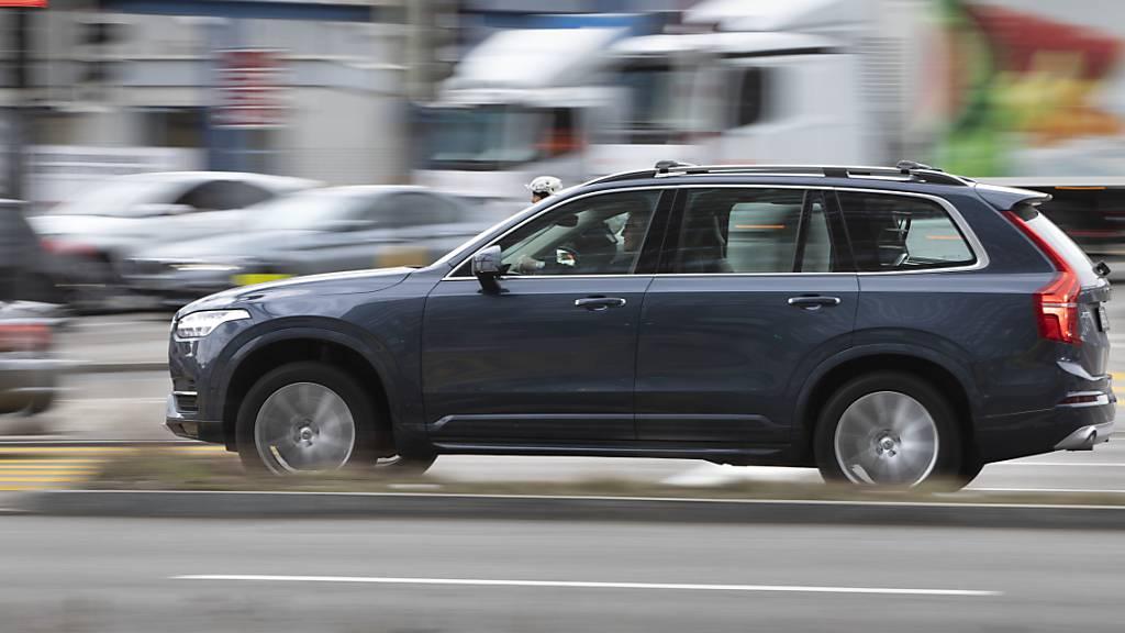 Autobauer Volvo macht mehr Geschäft als vor der Corona-Krise