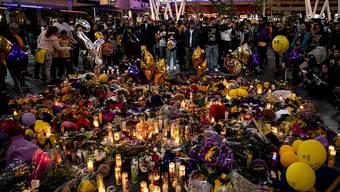 Der Unfall-Tod von Kobe Bryant und seiner Tochter Gianna löste grosse Bestürzung aus.