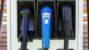 Ladestationen für Elektroautos. (Symbolbild)