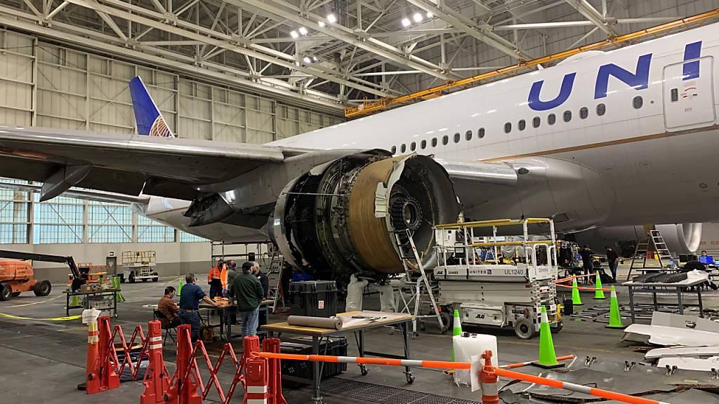 Nach Triebwerksausfall bei Boeing verlangt FAA besondere Tests. (Archiv)