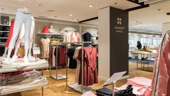 Die Mode bleibt einer der wichtigsten Umsatztreiber für Manor. Christine Strub
