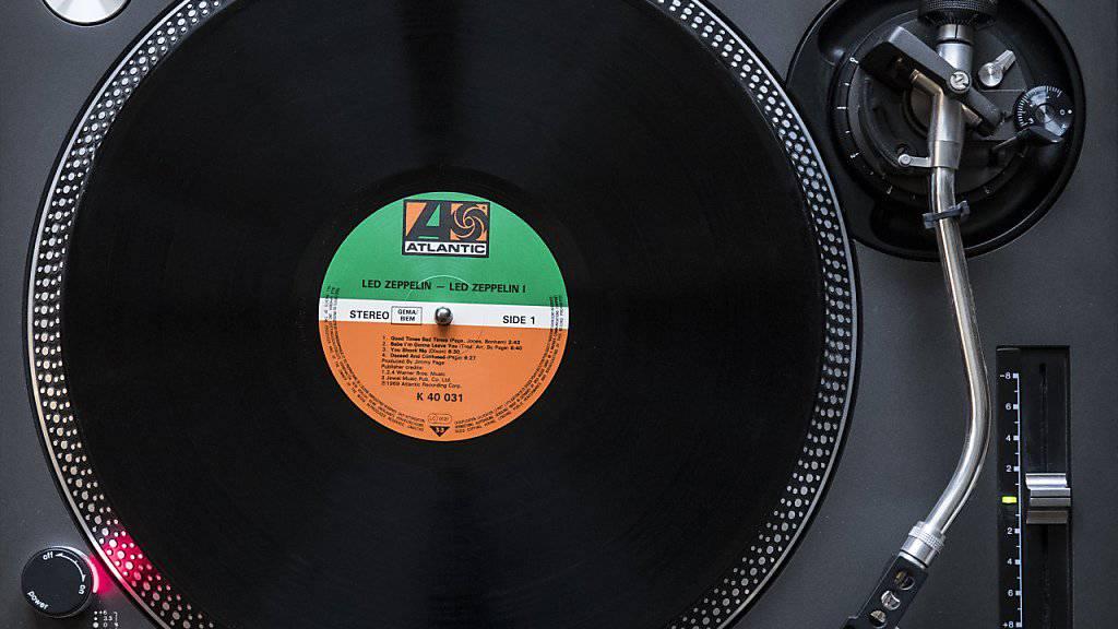 Die Platten, mit denen der Ex-DJ sein Geld verdiente, wurden ihm letztlich zum Verhängnis. (Archivbild)