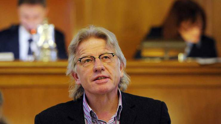 Tritt für die Alternative Liste (AL) zu den Regierungsratswahlen an: Markus Bischoff. (Archiv)