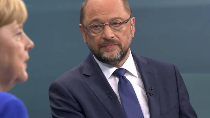 SPD-Kanzlerkandidat Martin Schulz hatte im Fernsehduell mit Kanzlerin Angela Merkel gefordert, die Beitrittsverhandlungen der EU mit der Türkei abzubrechen. Das kam in Ankara nicht gut an.