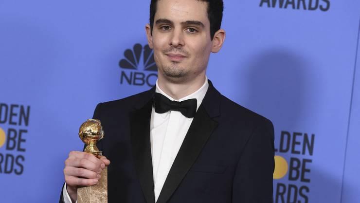 """Einen Golden Globe hat """"La La Land""""-Regisseur Damien Chazelle bereits in der Tasche - es wird nicht der letzte Preis gewesen sein."""