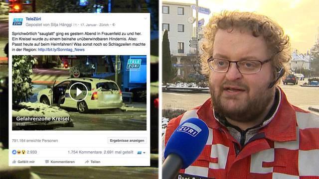 Kreisel-Eisballett: «Ich hatte die Polizei informiert»