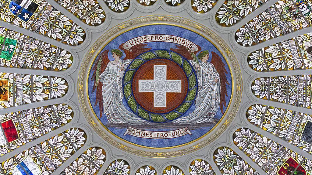 Unter der Bundeshauskuppel beginnt heute die Sommersession der eidgenössischen Räte.