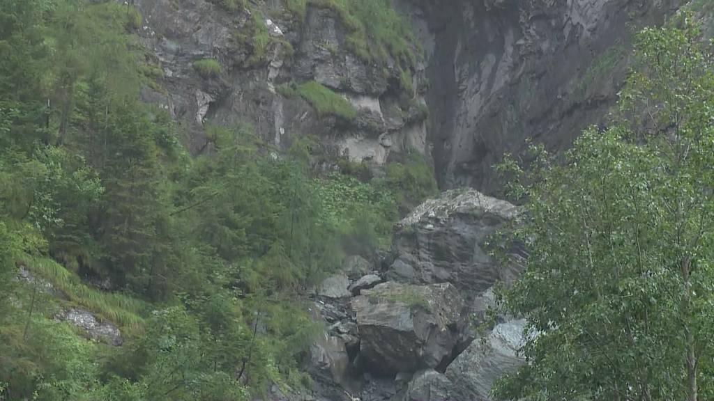 Canyoning-Unglück: Polizei stoppt vorerst Vermisstensuche