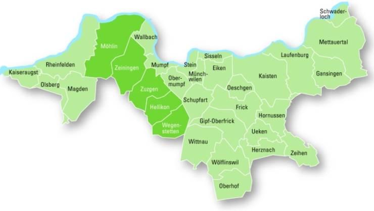 Möhlintal – fünf Gemeinden erarbeiten gemeinsame Grundlagen für eine gemeinsame Zukunft