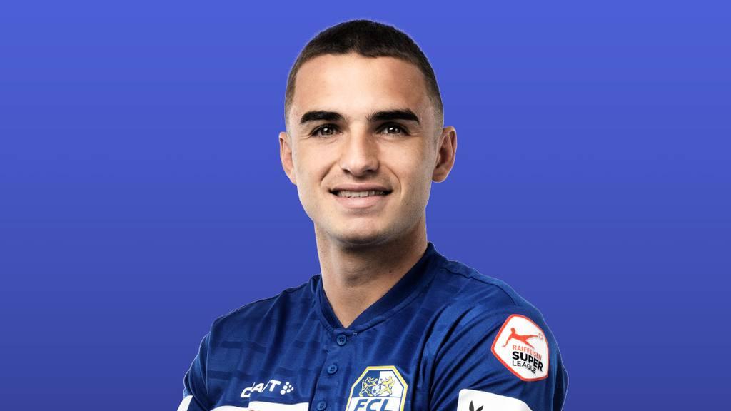 Alex Carbonell muss FC Luzern verlassen
