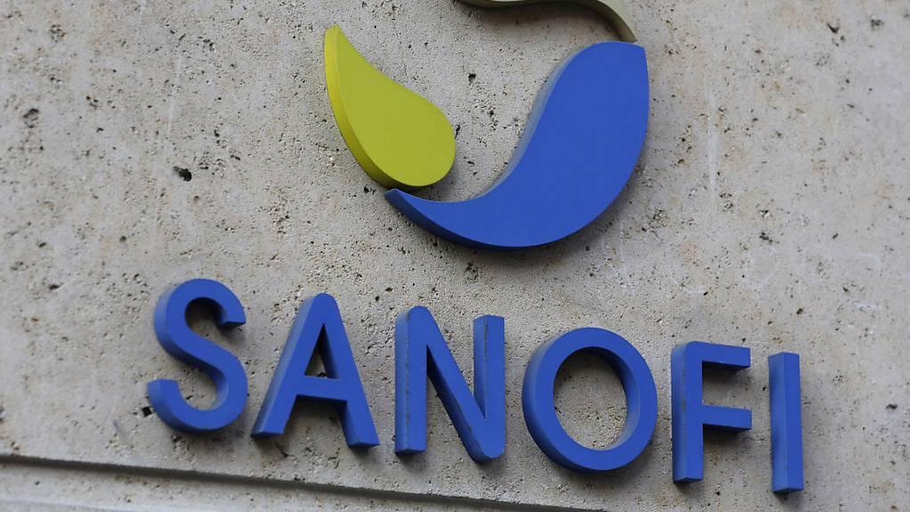 Sanofi profitierte in den vergangenen Monaten von guten Verkäufen seiner Impfstoffsparte. (Archivbild)