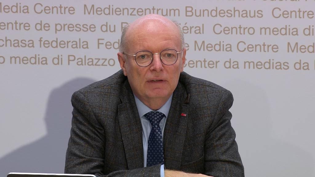 Vincent Ducrot: «Die allgemeinen Regeln gelten auch für den öffentlichen Verkehr.»