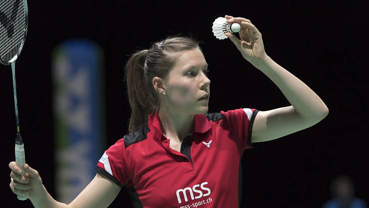 Sabrina Jaquet holte als erste Schweizerin seit 37 Jahren eine EM-Medaille