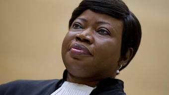 Strebt erste Ermittlungen zu einem Konflikt ausserhalb Afrikas an: ICC-Chefanklägerin Fatou Bensouda will Südossetien-Krieg untersuchen (Archivbild).