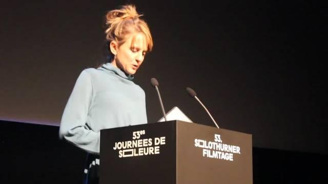 Vor der Eröffnung der 53. Solothurner Filmtage findet die offizielle Hauptprobe statt.