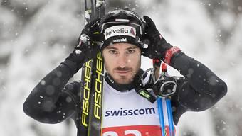 Gianluca Cologna beendet seine Spitzensport-Karriere