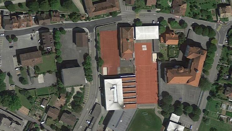 Der Standort Sekundarschule Unteres Niederamt in Schönenwerd.
