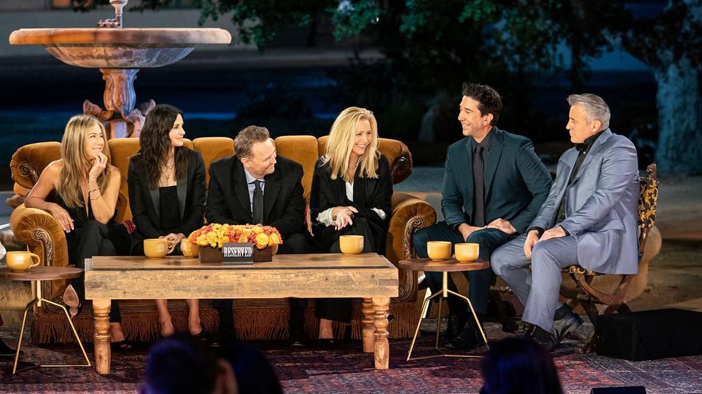 Hier kannst du die «Friends»-Reunion in der Schweiz ansehen