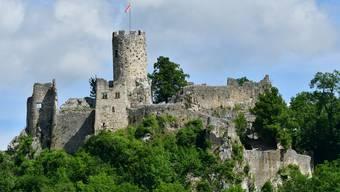 Übergabefeier Ruine Neu Falkenstein
