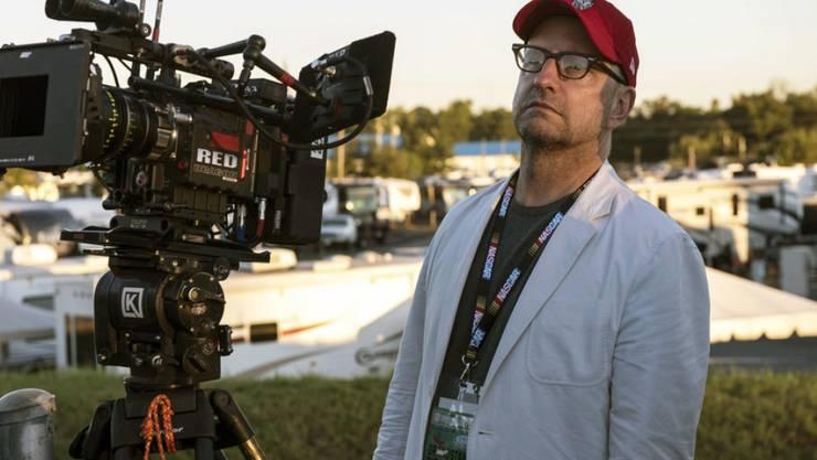 Nach vier Jahren Kino-Abstinenz ist Steven Soderbergh zurück auf der grossen Kinoleinwand - wobei dem Filmemacher die kleinen Fernsehproduktionen lieber sind. (Archivbild)