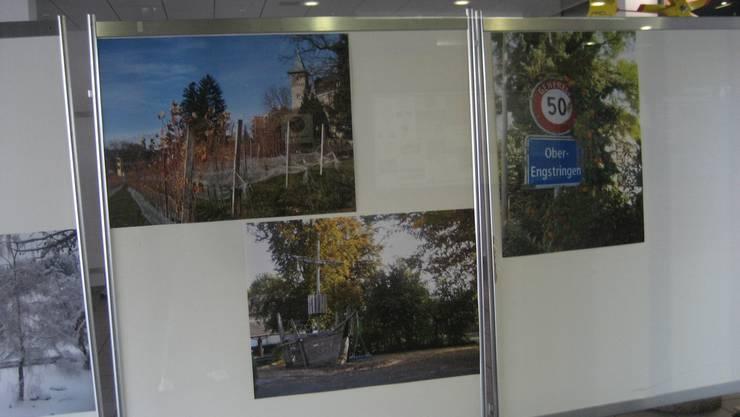 Die Bilder von Erika Waeber inspirierten zur Ausstellung beim Zentrum.  zvg