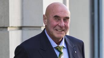 Valentin Landmann von SVP Kreispartei aufgestellt.