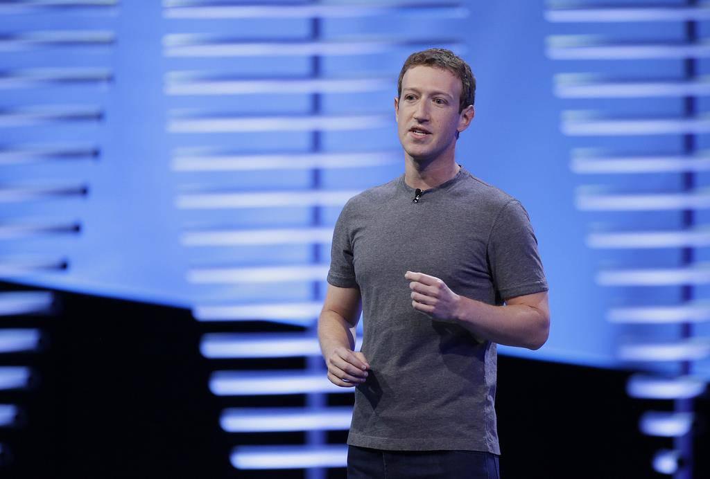 Platz 10: Mark Zuckerberg, CEO Facebook (© AP Photo/Eric Risberg, File)