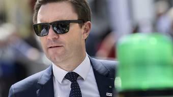 Muss sich auf das Urteil im Fall Froome gedulden: UCI-Präsident David Lappartient