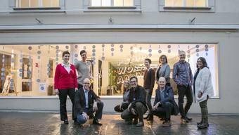 Co-Working-Space an der Aarauer Rathausgasse
