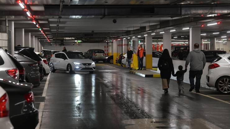 Zwischen 2000 und 2015 wurden in Basel fünf Parkhäuser errichtet – mit insgesamt über 2700 Parkplätzen.