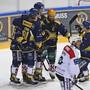 Eishockey, Swiss League: 10. Runde: SC Langenthal-EHC Olten (19.11.20)