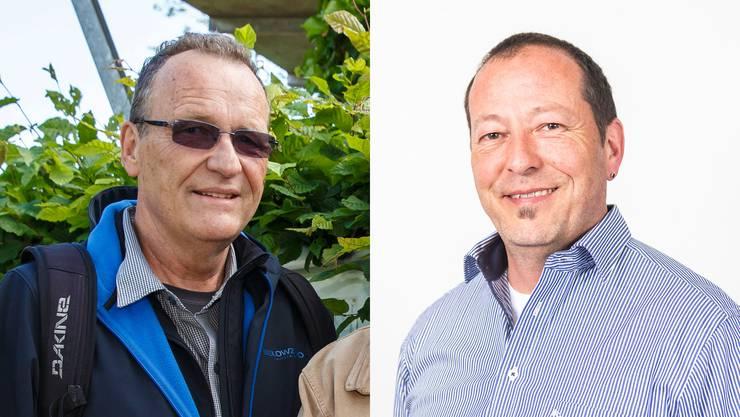 Pro Wasseramt-Gründer Jürg Krämer, will vom Verein 20'000 Franken. Pro-Wasseramt-Präsident Hardy Jäggi will zuerst die Belege sehen.