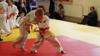 Die jungen Judokas des Budokai stellten sich der Clubmeisterschaft im Dojo in Liestal.